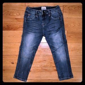 Little girl Hudson jeans